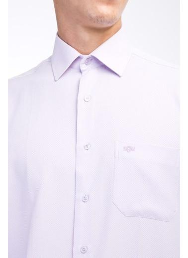 Kiğılı Gömlek Lila